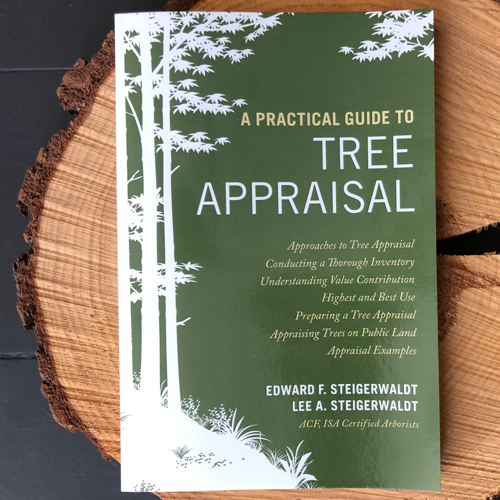 Purchase Online – A Practical Guide to Tree Appraisal
