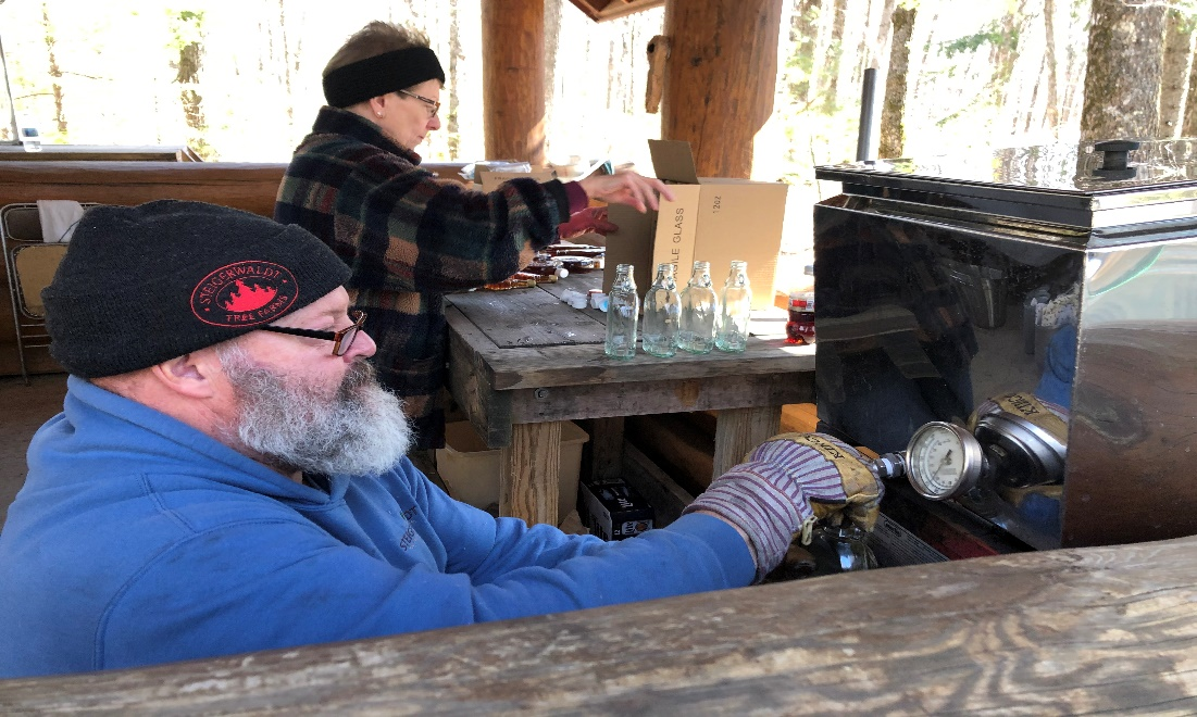 Steigerwaldt 2021 Maple Syrup Report – First Edition